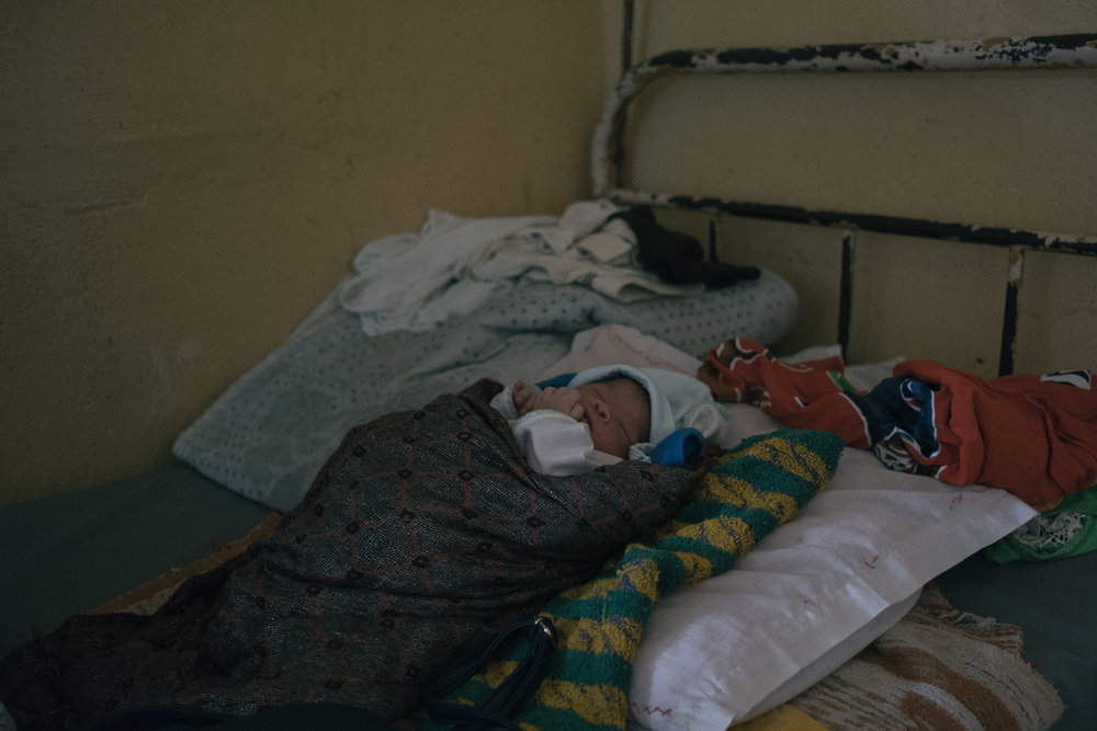 Hôpital de Morondava (Pédiatrie)  - Morondava, Madagascar.