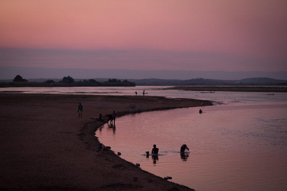 Mahajilo  - Miandrivazo, Madagascar.