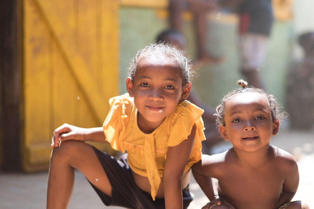 Tsiribihina  - Tsiribihina, Madagascar.