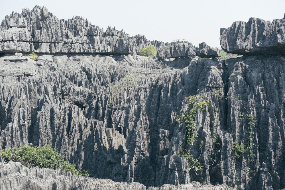 Tsingy  - Bekopaka, Madagascar.