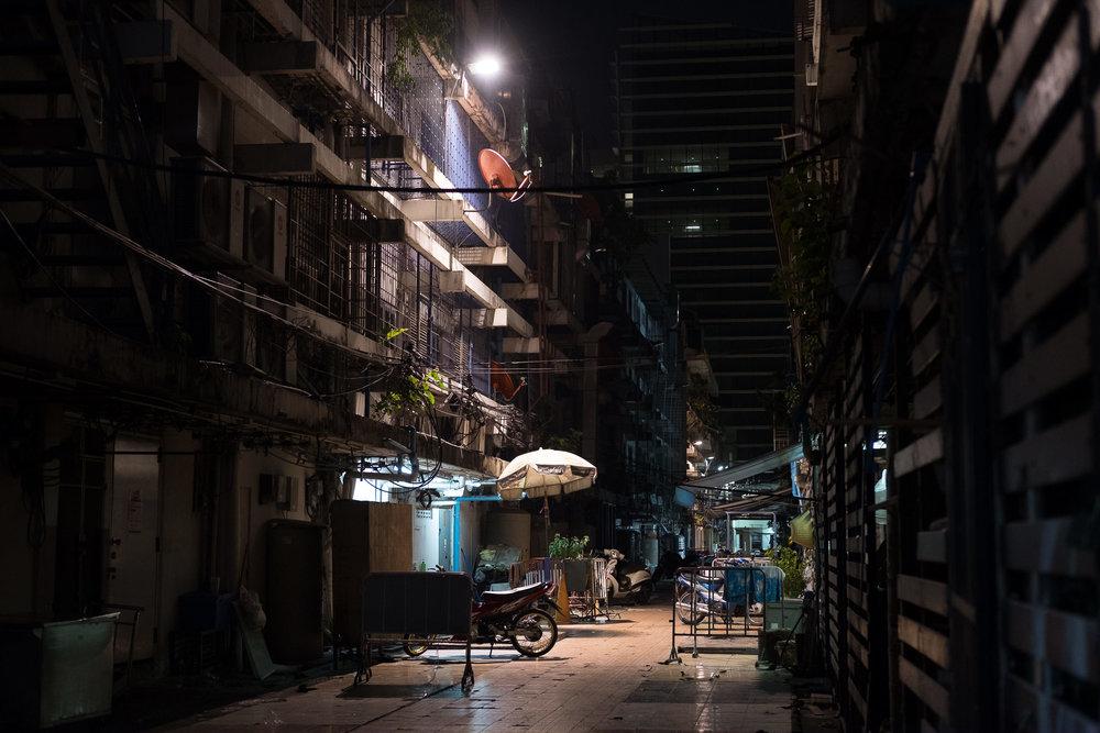 Siam  - Bangkok, Thaïlande.