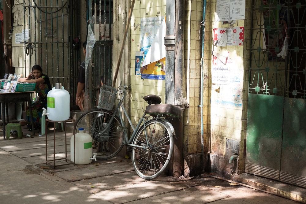 Rangon  - Rangon, Myanmar.