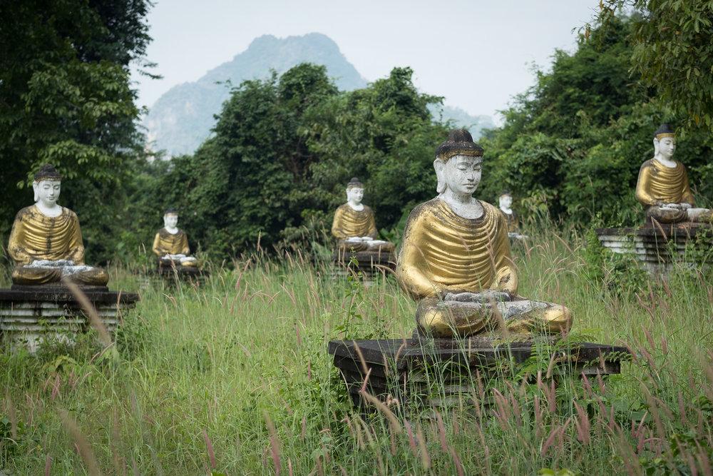 Lonepani  - Hpa-An, Myanmar.
