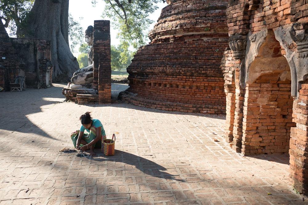 Inwa  - Mandalay, Myanmar.