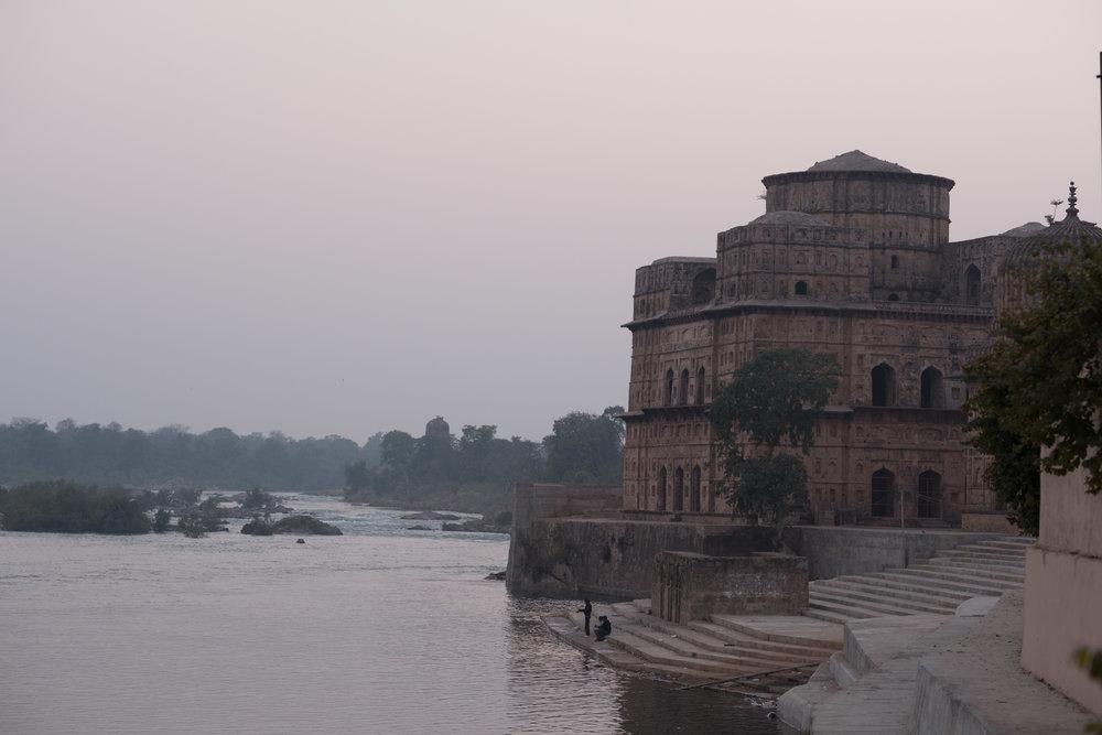 Chhatris  - Orchhâ, India.