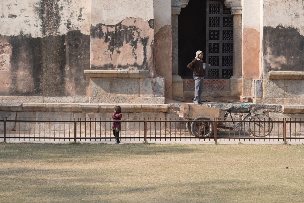 Hauz Khas  - Hyderabad, India.