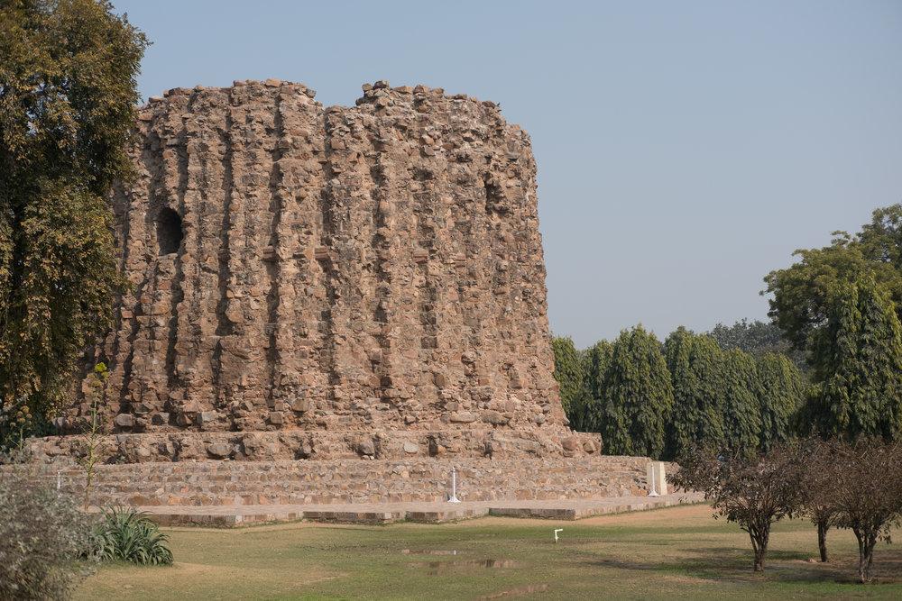 Qutub Minar  - Delhi, India.