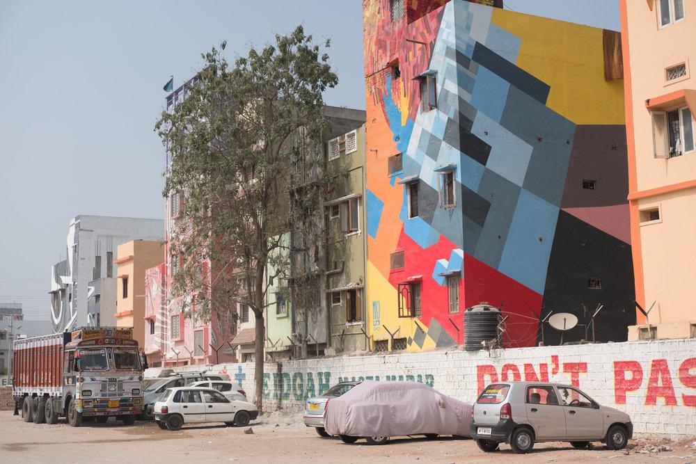 Maqtha  - Hyderabad, India.