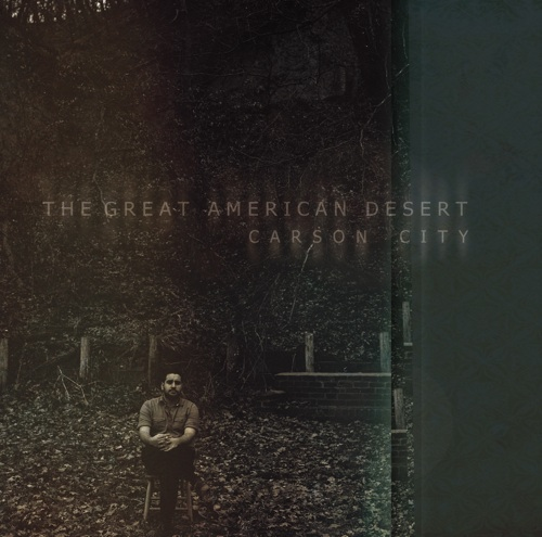 The Great American Desert - Carson City Album Cover