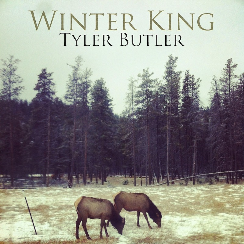 """Winter King"" - Tyler Butler   Click to Purchase Download at Bandcamp ~~~~~~"