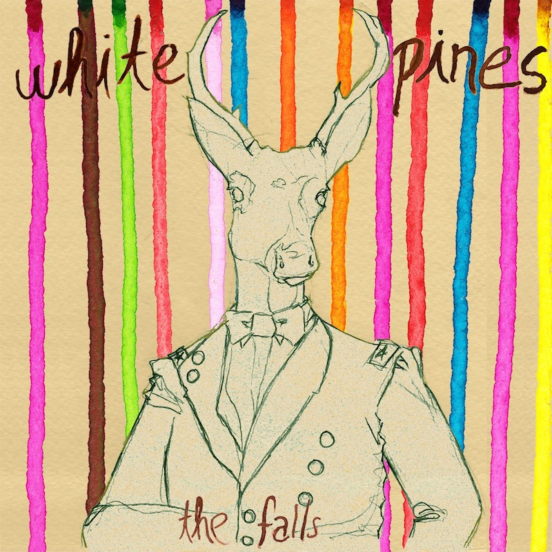 """The Falls"" - White Pines   Click to Purchase Download at Bandcamp   ~~~~~~"