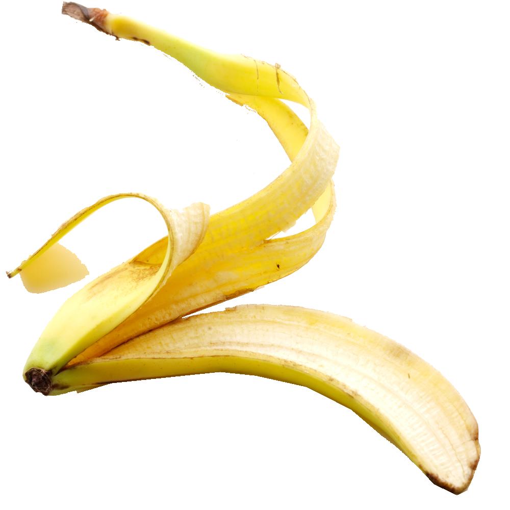 Banana peel transparent - photo#2