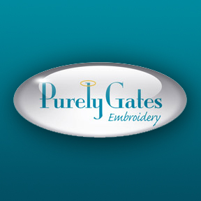 Purely Gates Embroidery