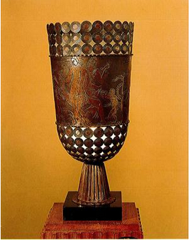 Brandt, Table Lamp, 1926-28