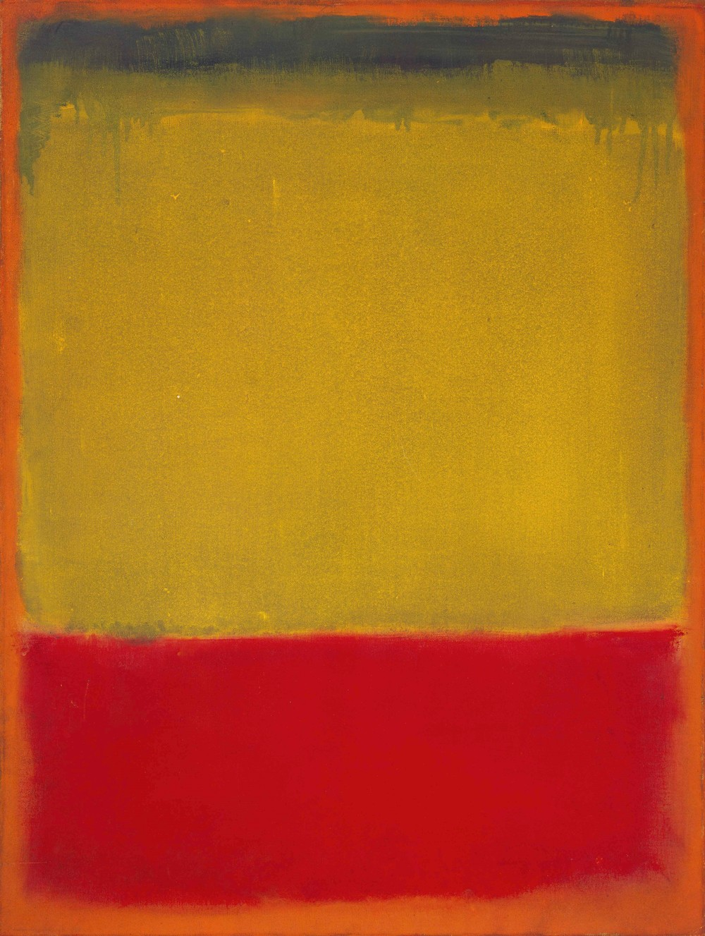 Mark Rothko, Untitled, 1949 © 1998 Kate Rothko Prizel and Christopher Rothko, Courtesy Cristopher Rothko