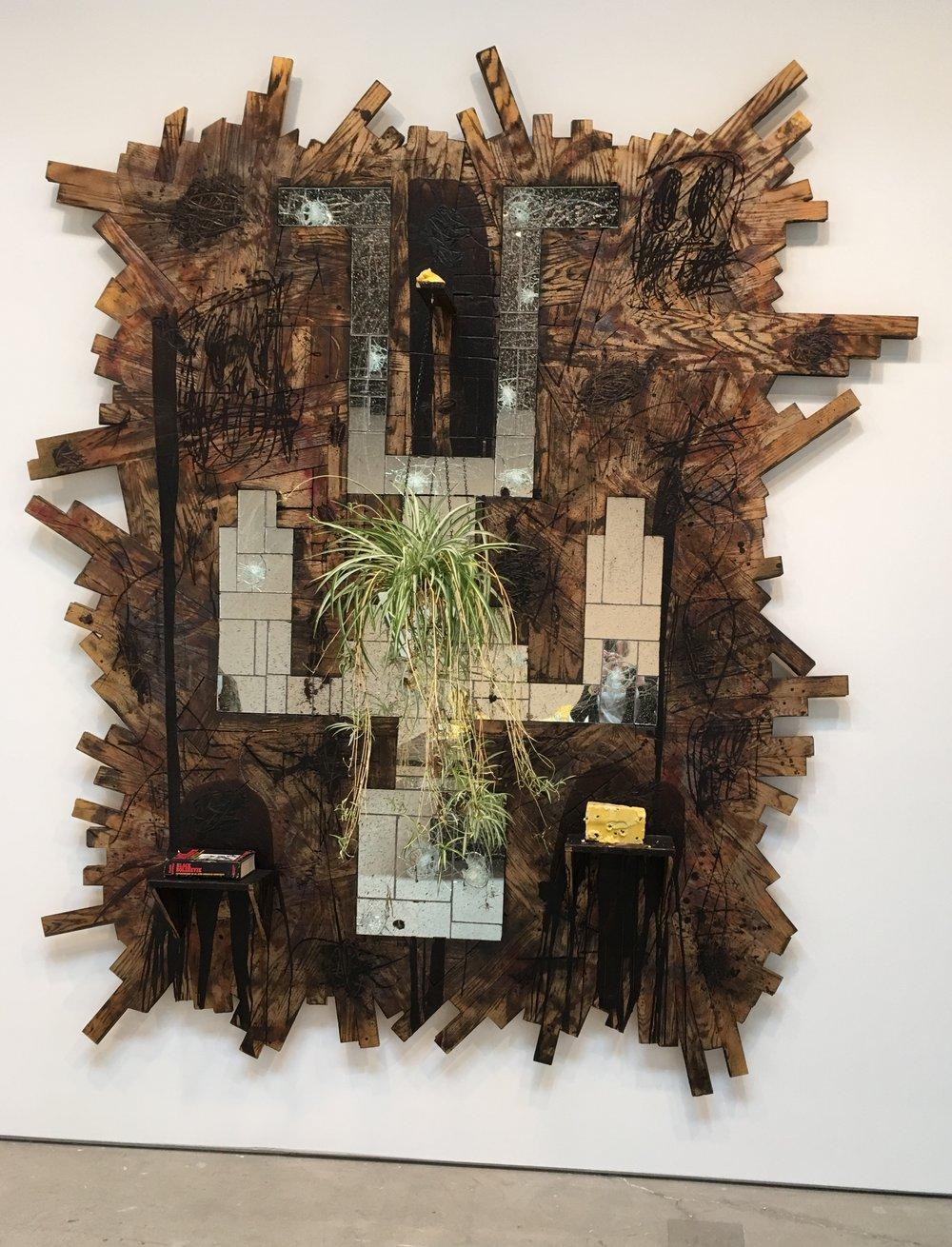 "Rashid Johnson ""Fly Away""/Hauser & Wirth Gallery New York"