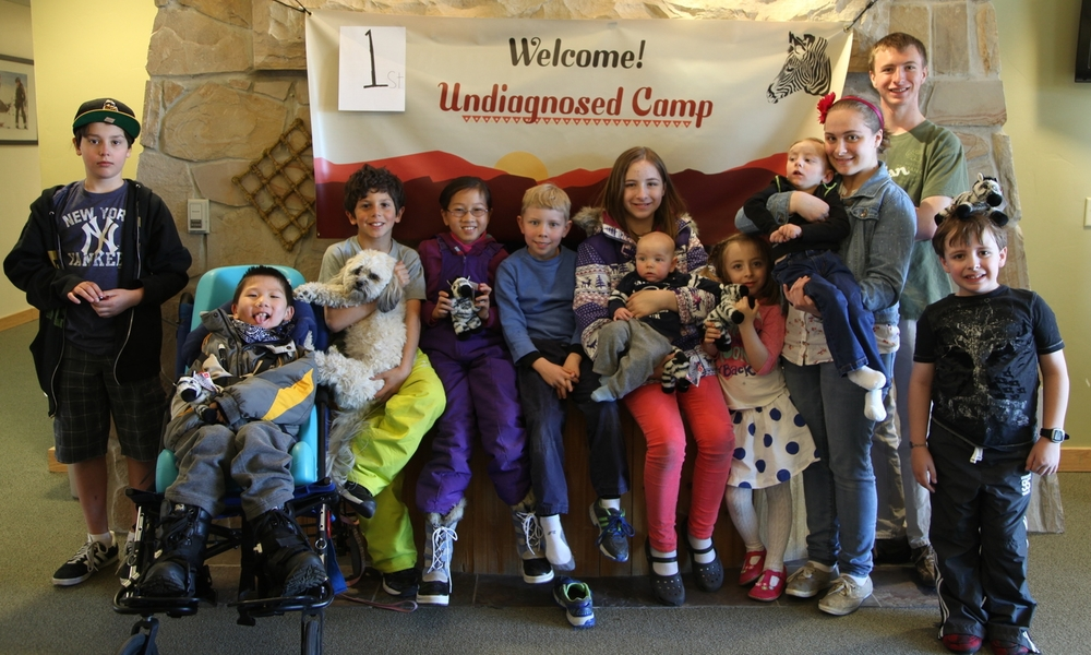 1st Annual Undiagnosed Camp, Park City, UT    (Click to learn more about this great camp!)