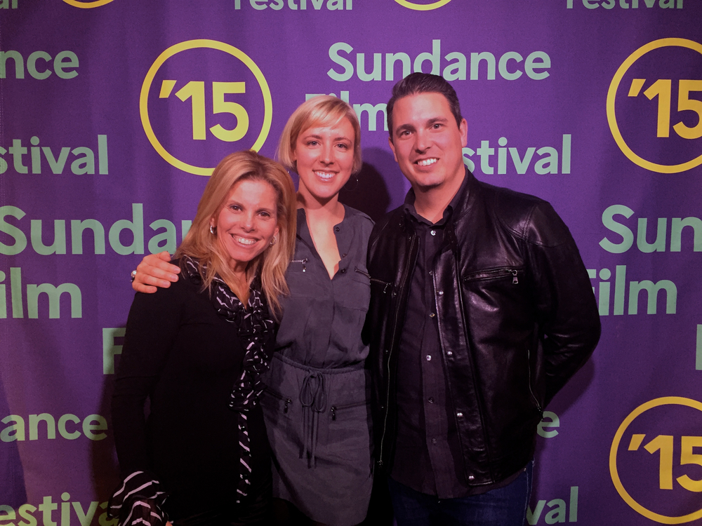 "Promoting ""Undiagnosed"" at Sundance Film Festival"
