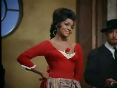 Grace Bumbry: my Icon. Speaking of atomic cannons, that was some voice.