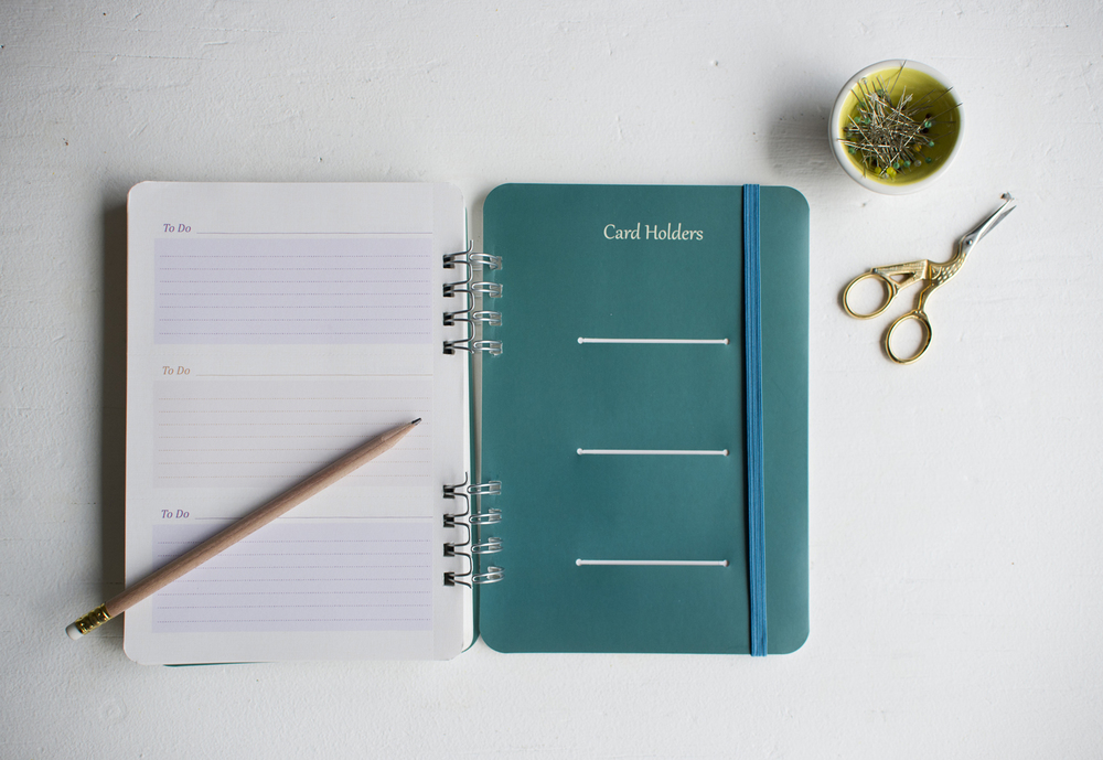 "Becca Cahan for Studio Oh! // ""Live Love Laugh"" Weekly Planner 2015-2016 Planner"
