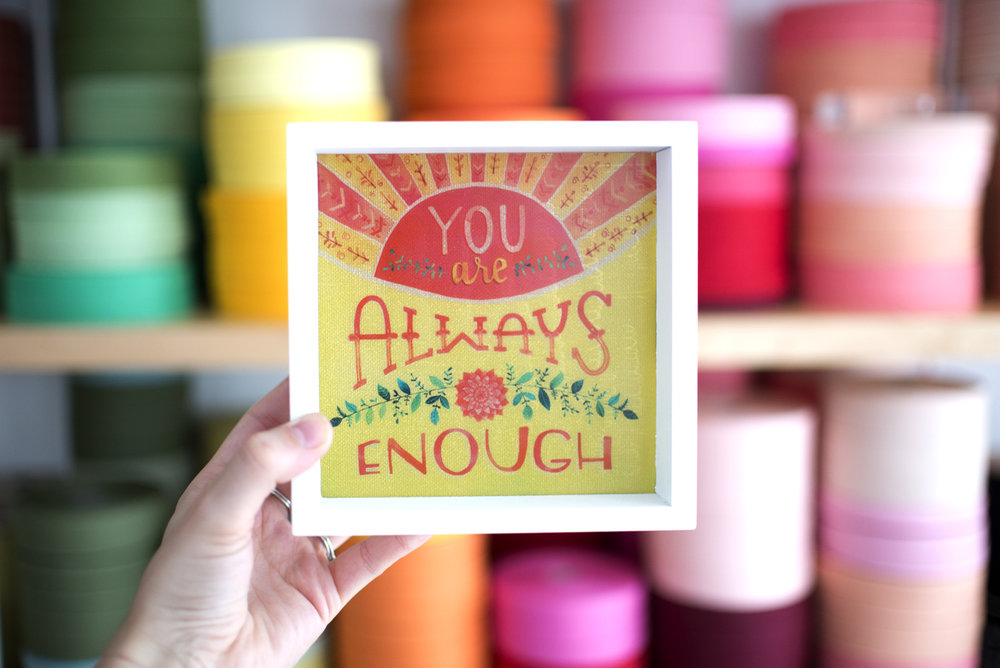 Becca Cahan X Legacy Publishing Light Box