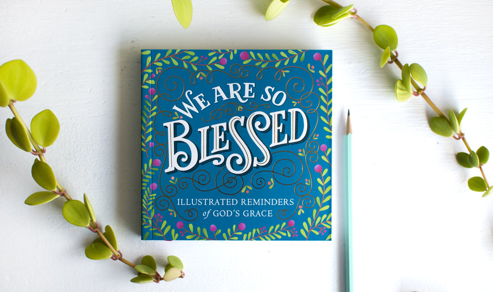 """We Are So Blessed"" Workman Publishing Book"