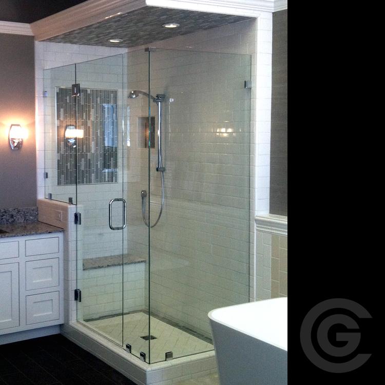 Shower Doors — Camerado Glass