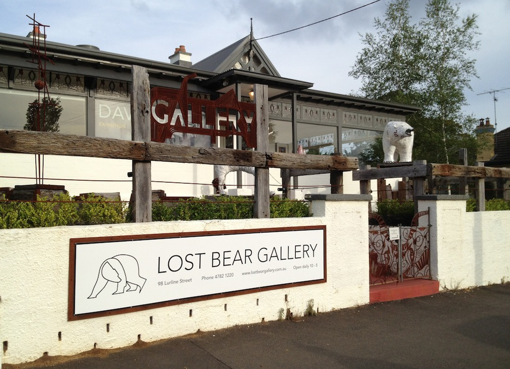 Lost Bear Gallery
