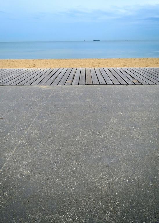 St Kilda boardwalk
