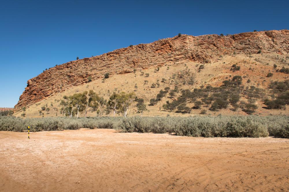 The Gap, Alice Springs