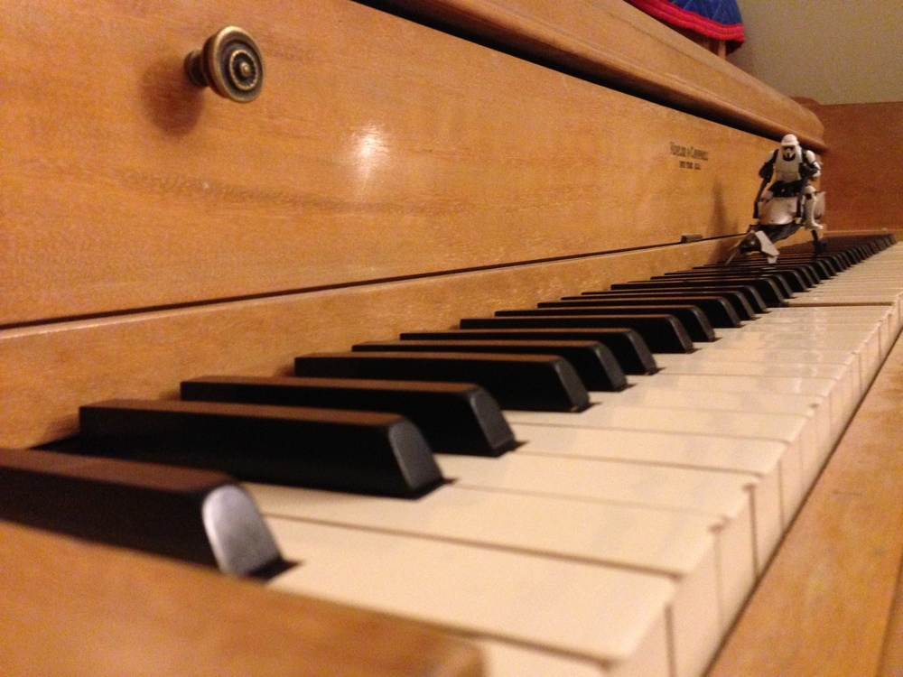 Storm Piano