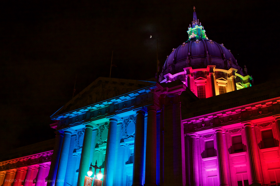 San Francisco City Hall. © Kersh Branz, 2016.