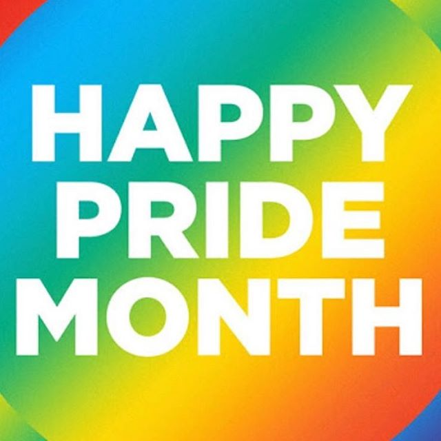 H A P P Y P R I D E ✨🌈 June is off to a fresh start! Here's to you —the LGBTQIA+ community! May you find love, acceptance, joy, and power in this month long celebration of pride! Honor those who came before and know your worth! You are LOVED for WHO YOU ARE!!! #pridemonth #lgbtqia #community #visibility #hope #pride #joy #prideandjoyproject #family #queerfamily #queerparents
