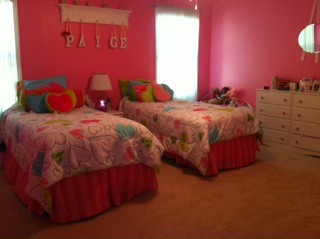 Paige's Room : BEFORE