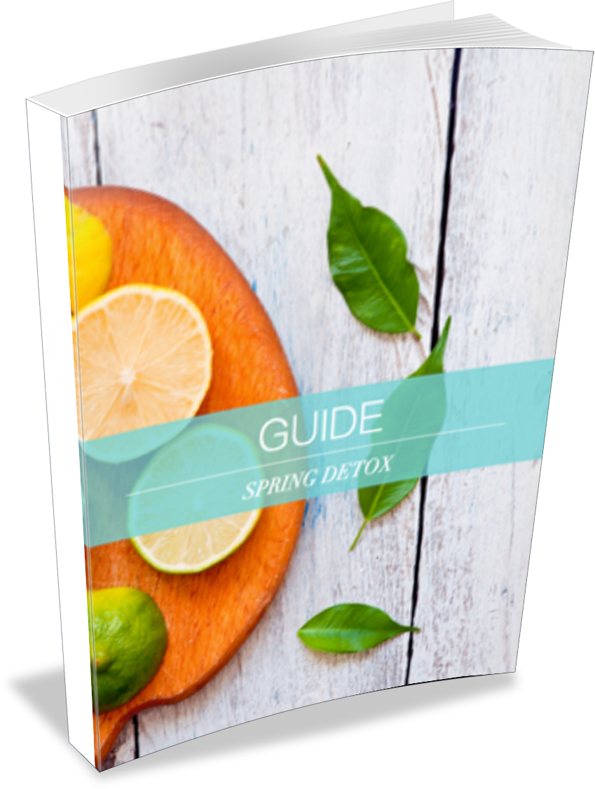 This beautiful guide is just one of the MANY incredible handouts you'll receive to guide you through this {delicious} process!