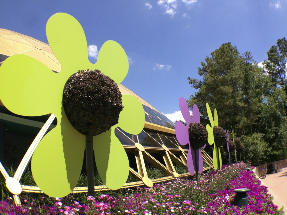 Epcot's Flower and Garden Festival will be groovy.