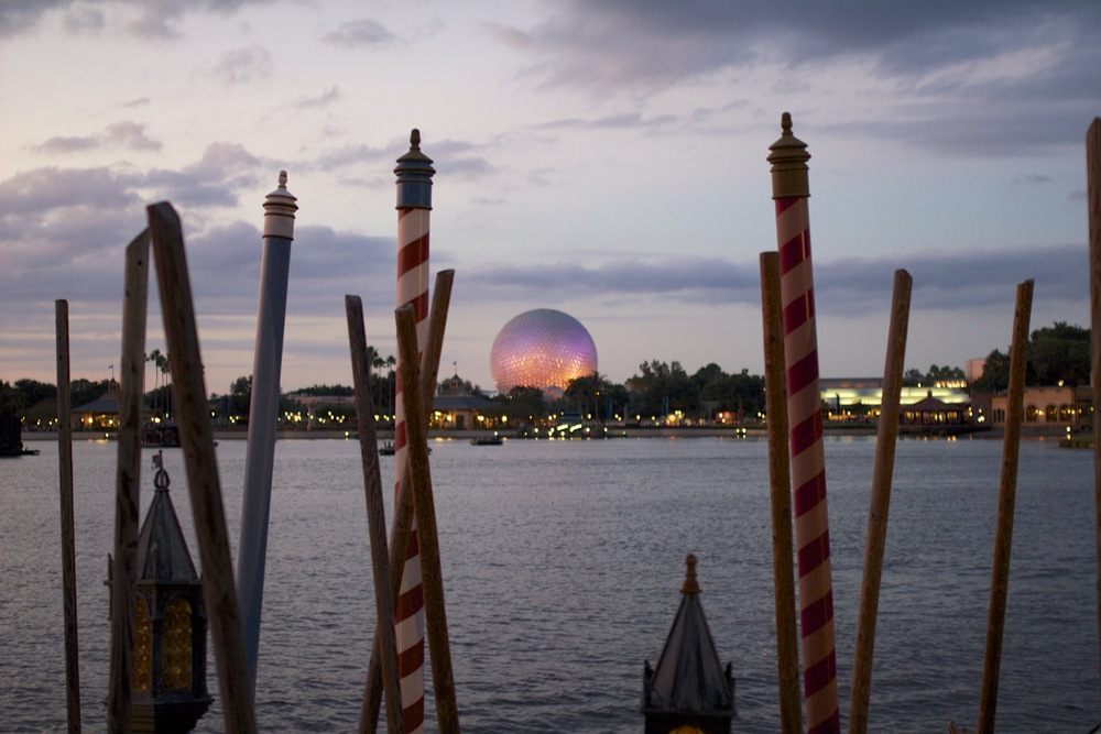 Epcot takes on a whole new feel during the Food & Wine Festival.