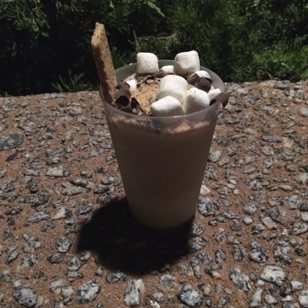 The Frozen S'mores was a gamble last year; I'm not sure if it will make the cut this year.