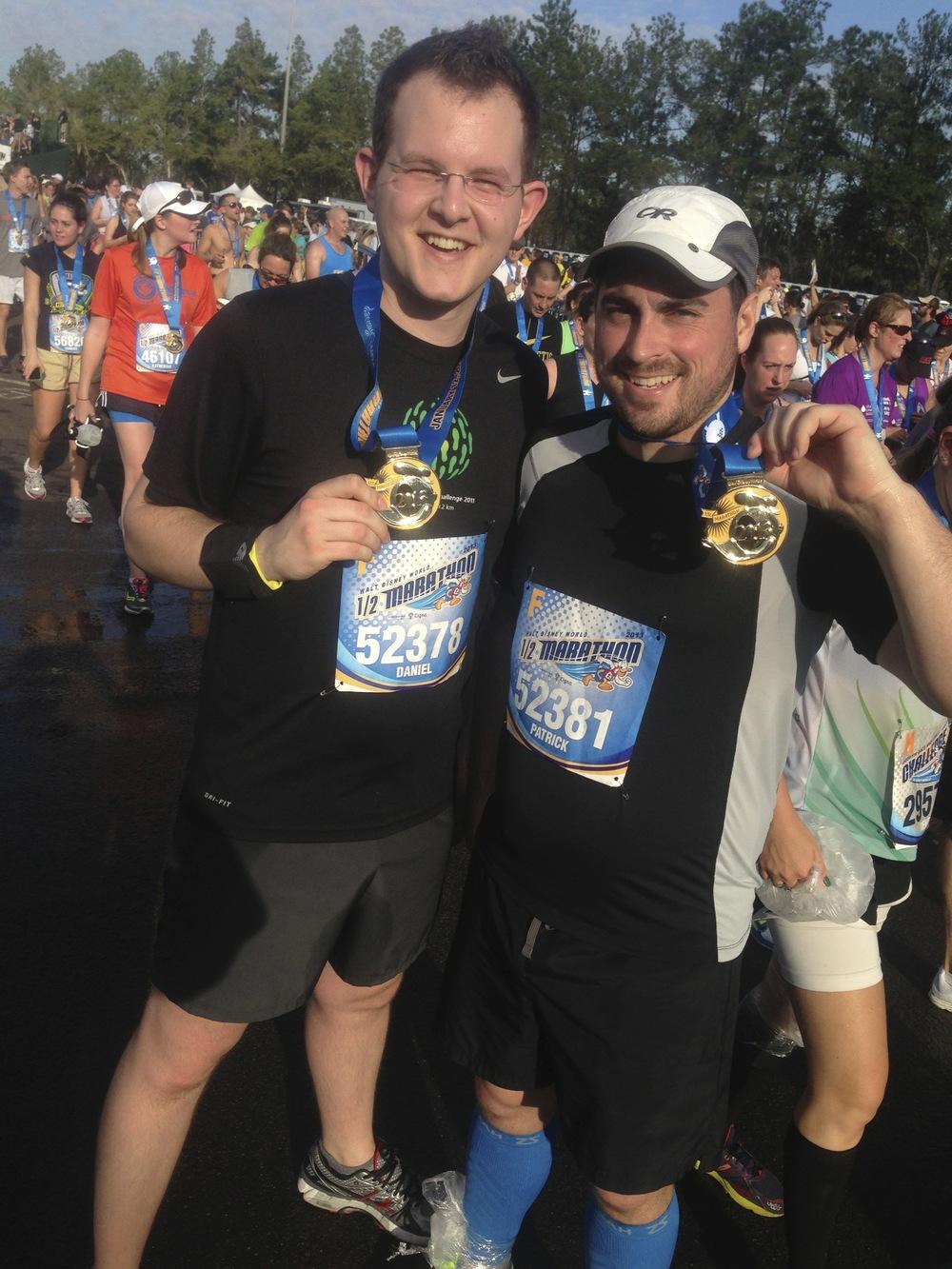 The Walt Disney World Half-Marathon was quite the adventure.
