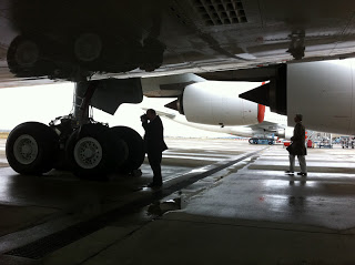 Tyre-kicking the A380