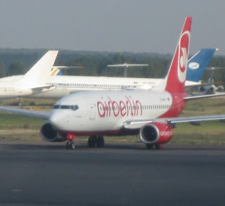 Air Berlin has new friends