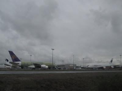 More A380s ready to head East, where growth is