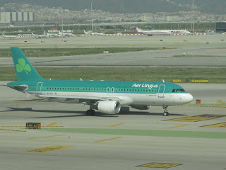 Aer Lingus: not as low cost as it pretends to be...