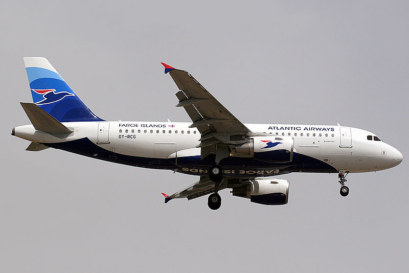One of Atlantic Airways new A319s. Picture:  curimedia , via Wikipedia
