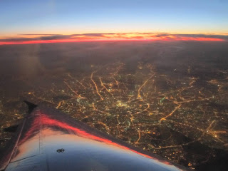 Moscow from the Sky