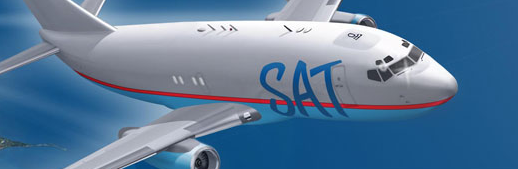 Aeroflot's two Far Eastern airlines, SAT and Vladivostok Avia, are to get a new unified new brand soon