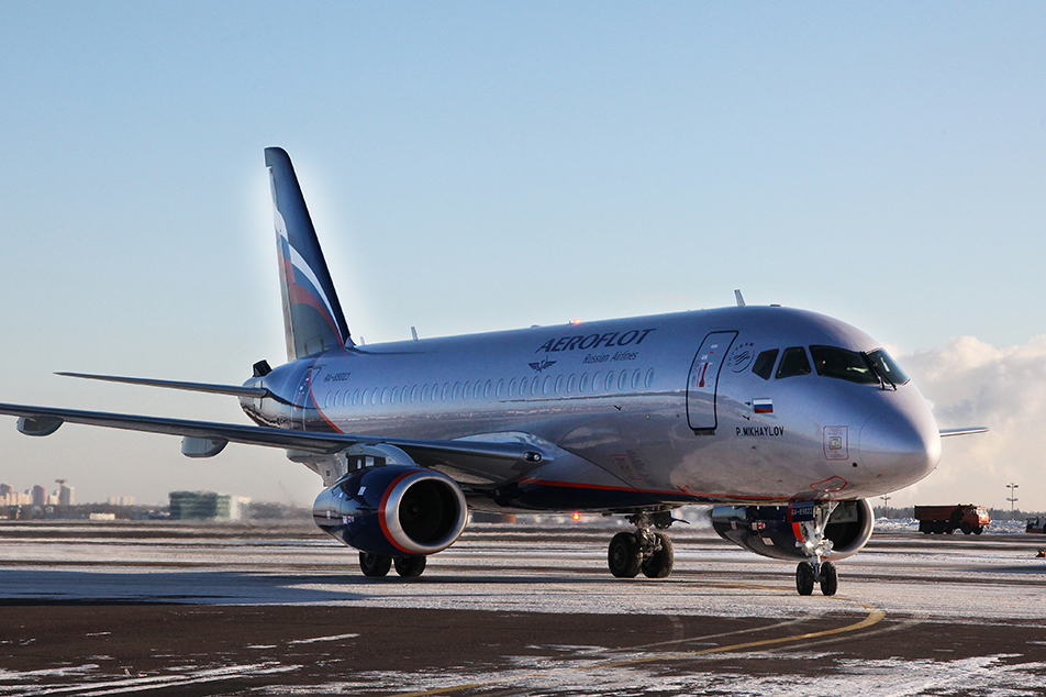 Exploring Russian aviation. Picture: Aeroflot