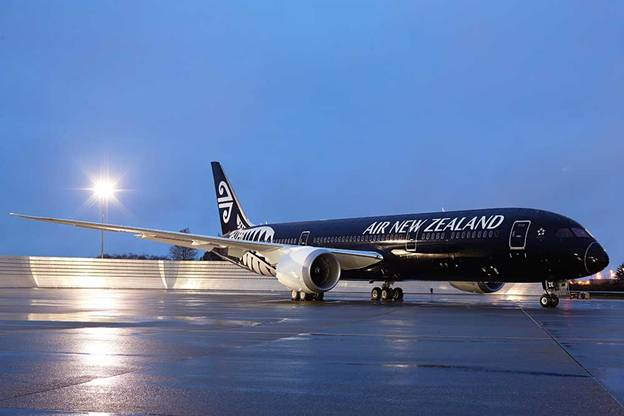 Picture: Air New Zealand