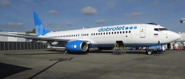Dobrolet Boeing 737-800