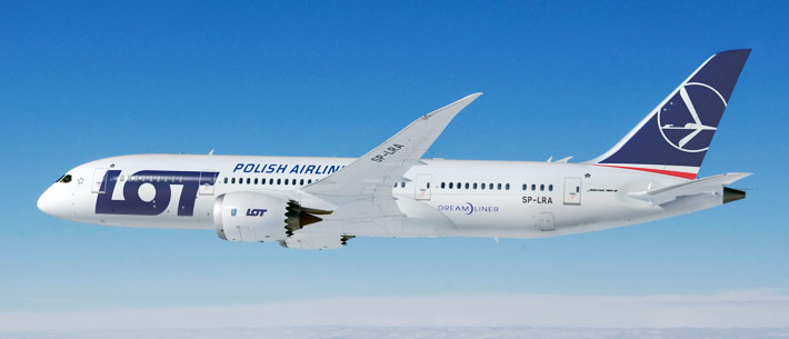 Picture: LOT Polish Airlines